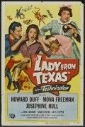 The Lady from Texas из фильмографии Мона Фриман в главной роли.
